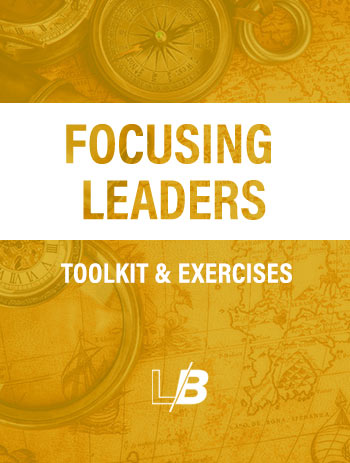 Focusing Leaders Tookit