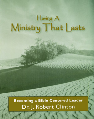 Having a Ministry That Lasts